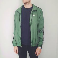 67e3f236b5 Listed on Depop by theocharnley. Nike Jacket