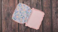 DIY 화장품 파우치 만들기 | 생리대 파우치 | 가방속 정리 꿀템 | 지퍼 사각 박스 파우치 [소잉타임즈] : 네이버 블로그 Bags