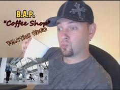 B.A.P. (비에이피) - COFFEE SHOP (커피숍) M/V MV Reaction (뮤직비디오)(리액션) Grissle E...
