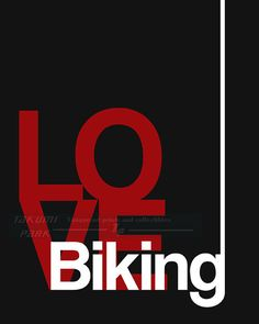 Love Biking