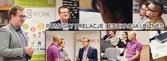 """CoworkingPoland objął patronatem medialnym ciekawe wydarzenie - organizowany 9 listopada w Tczewie wykład pt. """"Od pomysłu do własnego Startupu""""..."""
