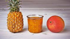 Confiture mangue/ananas …