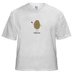 My design for T-shirts, mugs, tote bags & etc: Vegebalism!