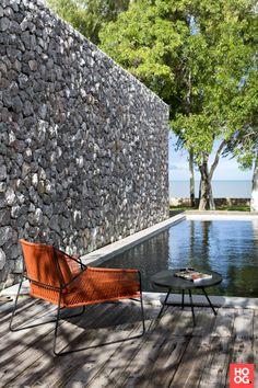 Design tuinstoelen aan het water   veranda ideas outdoor   veranda interieur   terras ideen   Hoog.design