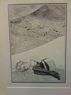 Moebius - Eros Comic Art