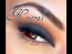 Maquillaje neutral para diario /  Daily neutral Makeup