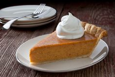 Brown Sugar Pumpkin Pie is the best homemade pie that is a must-make for Thanksgiving and the holidays. It comes out creamy and perfect every time!