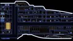 Redesigning the MSD of Star Trek's USS Voyager