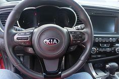 My Week in the 2015 Kia Optima SX