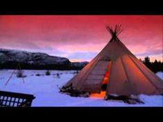 Un capodanno fuori dagli schemi, al confine con il Circolo polare artico, mangiando in una tenda e scorrazzando in motoslitta. www.partyepartenze.it