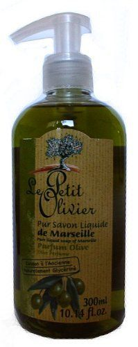 Senteurs Le Petit Olivier Olive Oil Soap 10.14 Fl. Oz. From France by Senteurs Provencales. $18.00. Made From 100% Pure Vegetable Oils. Extra Gentle On Even The Most Sensitive Skin. Fragrant Natural Scent Of Olive Oil. Imported From France. Use In The Bath, Shower or Kitchen On Body & Hands. Senteurs Le Petit Olivier Olive Oil Soap 10.14 Fl. Oz. From France. Senteurs Provençales gels are made using carefully selected 100 % pure natural ingredients to offer you a pleasant ...