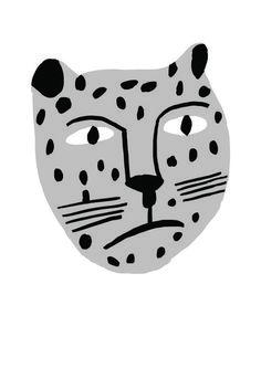 Lucy Kirk Type Illustration, Black And White Illustration, Watercolor Animals, Kids Prints, Pretty Art, Motion Design, Cat Art, Art Inspo, Art Projects