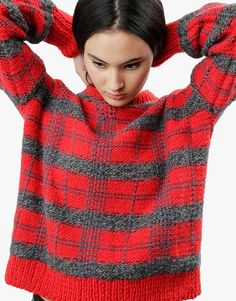 01 teen spirit sweater lipstickred shacklewellgrey