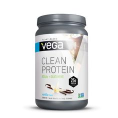 Upgrade your post-workout protein shake. Help build and repair strong muscles with Vega Clean Protein.