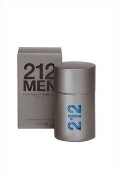 212 Men by Carolina Herrera Eau De Toilette Spray OZ Carolina Herrera 212 Vip, Nyc, Just For Men, Romantic Gifts, Parfum Spray, Luxury Gifts, Cologne, Perfume Bottles, Eau De Toilette