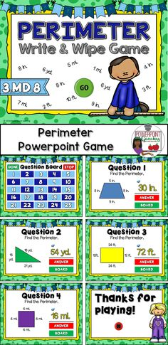 Missing Numbers in Equations Powerpoint Game | Student, Including ...