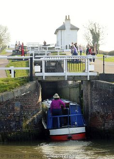 Canal boating, I've done this. It was such an adventure! But all the locks are a pain...