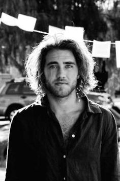 Matt Corby... I had trouble deciding if this should go under music or men...