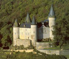 Château de Veves - Celles, Belgium