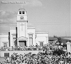 Church in Yabucoa 1941