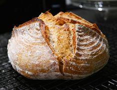 SVĚTLÝ KVÁSKOVÝ CHLÉB BORDELAISE Sourdough Bread, Good Food, Healthy Eating, Cooking, Passion, Blog, Yeast Bread, Eating Healthy, Kitchen