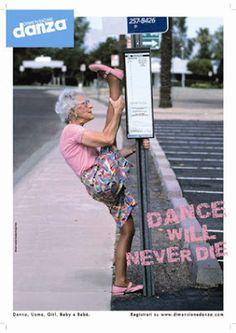 dance will never die!