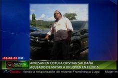 Apresan En Cotui A Hombre Acusada De Matar A Otro En El 2015