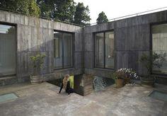 Guna House in Concepción, Chile by Pezo von Ellrichshausen   Buildings   Architectural Review