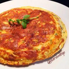 Omelete de Legumes (VIVER SEM TRIGO)