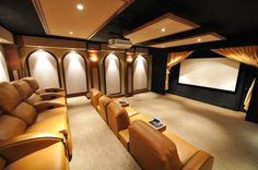 Home Theater...perfect for your viewing pleasure