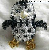 Beaded Penguin