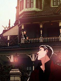 Bruce Wayne and Damian Wayne (Their art style looks like the one used in Gotham Academy's Semester) Im Batman, Batman Robin, Marvel Dc Comics, Robin Superhero, Damian Wayne, Wayne Family, Bat Family, Jason Todd, Jonathan Kent
