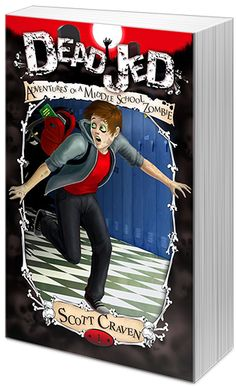 M9B Two for Thursday Book Blitz: Dead Jed series by Scott Craven with Giveaway #T4T @chapterxchapter @Scott_Craven2 @Month9Books @tantrumbooks | Diana's Book Reviews