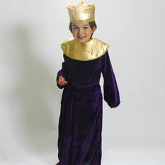 Nativity Wiseman costume for kids.