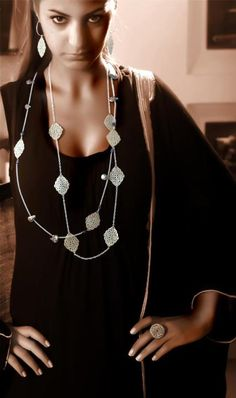 Andalucian Necklace