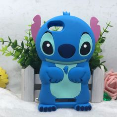 >> Click to Buy << For Wiko Lenny 3 Phone case 3D Cartoon Stitch Silicone cover case For Wiko Jerry Lenny 3 Coque  HOUSING case for Lenny3 SKIN BAG #Affiliate
