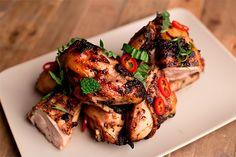 Thai chicken (Ritz Carlton recipe)
