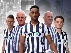 Millwall FC 2016/2017 Home Kit