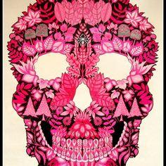Johanna Basford | Picture by Paula Peretti | Colouring Gallery