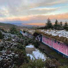 Sunrise and snow #discoverireland #discoverdublin #sunrise O Reilly, Dublin, Ireland, Sunrise, Snow, Instagram, Irish, Sunrises, Eyes