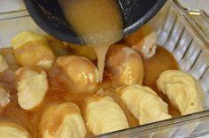 Southern Blondie: Southern Apple Dumplings