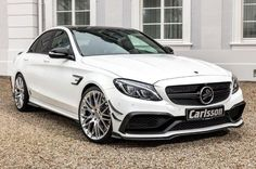 Carlsson CC63S: 625 PS in der Mercedes C-Klasse