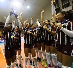 Time de guerreiras: Flu acaba com soberania do Rio e é campeão carioca #globoesporte