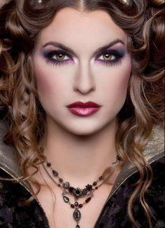 Wicked Queen, concept make-up e hair Stefania D'Alessandro, photo autuori