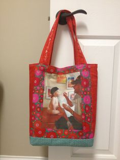 Tote for Ruth.