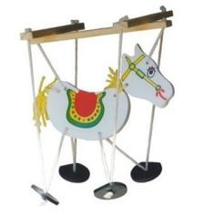 Horse Puppet Wood Craft Kit - Assembly Required Assembled Size: x x Custom Woodworking, Woodworking Projects Plans, Teds Woodworking, Horse Crafts Kids, Crafts For Kids, Animal Crafts, Summer Camp Crafts, Camping Crafts, Cowgirl Party