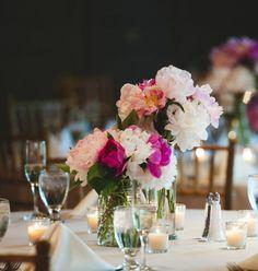 http://www.modwedding.com/2014/09/15/simply-stunning-delaware-wedding-217-photography/ #weddings #pink_wedding_ideas