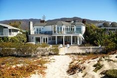 Residential in Malibu, California: Beautiful, fully remodeled, beach front house on exclusive Broad Beach. In any bedroom, you wake up and sleep to the ...