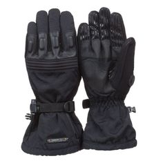 Find theThermologic Men's T-137 Heated Winter Gloves - Black by Thermologic at Mills Fleet Farm. Mills has low prices and a great selection on all Gloves.