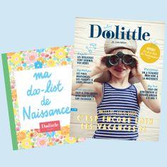 Retrouvez nous dans la doo-list! Doolittle n°19 spécial Été !